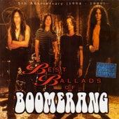 Best Ballads of Boomerang (5th Anniversary 1994-1999) de Boomerang
