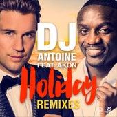 Holiday (Remixes) von DJ Antoine