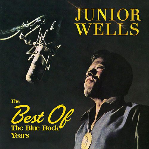 The Best of the Blue Rock Years by Junior Wells