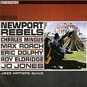 Newport Rebels de Various Artists