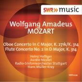 Mozart: Oboe Concerto in C Major & Flute Concerto No. 2 in D Major de Various Artists