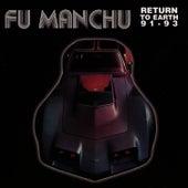 Return To Earth de Fu Manchu