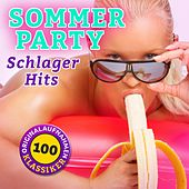 Sommer Party Schlager Hits (100 Klassiker - Originalaufnahmen!) by Various Artists