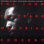The John Coltrane Memorial Concert (Live) by Chick Corea