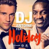 Holiday de DJ Antoine