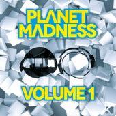 Planet Madness, Vol. 1 von Various Artists