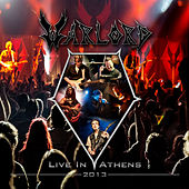 Live In Athens 2013 de Warlord