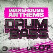 Warehouse Anthems: Drum & Bass, Vol. 7 - EP de Various Artists