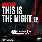 This Is The Night - Single by Andy Bsk