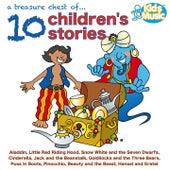 A Treasure Chest of 10 Children's Stories by Kidzone