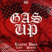 Gas up (feat. Caine & Pozition) by Krayzie Bone