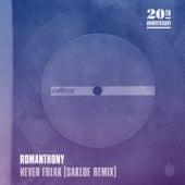 Never Freak (Sakloe Remix) by Romanthony