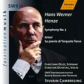Henze: Symphony No. 7 / Ariosi On Poems by Torquato Tasso by Various Artists