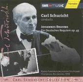 Brahms: Deutsches Requiem, Ein (A German Requiem), Op. 45 by Maria Stader