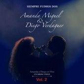 Siempre Fuimos Dos, Vol. 2 de Amanda Miguel