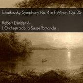 Tchaikovsky: Symphony No. 4 in F Minor, Op. 36 de L'Orchestra de la Suisse Romande