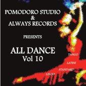 All Dance, Vol. 10 (Tango, latini, standard, liscio) de Blue Angels