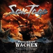 Return to Wacken (Celebrating the Return on the Stage of One of the World's Greatest Progressive Metal Bands) von Savatage