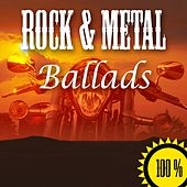 100% Rock & Metal Ballads (2015) by Various Artists