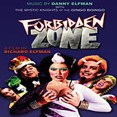Forbidden Zone Original Motion Picture Soundtrack by Danny Elfman