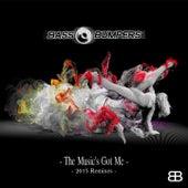 The Music's Got Me (2015 Remixes) de Bass Bumpers