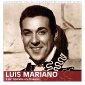 De l'opérette à la chanson von Luis Mariano