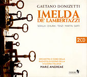 Donizetti, G.: Imelda De' Lambertazzi [Opera] by Floriana Sovilla
