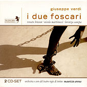 Verdi, G.: Due Foscari (I) [Opera] by Renato Bruson