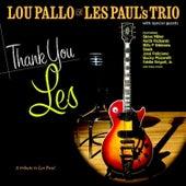 Thank You Les by Lou Pallo