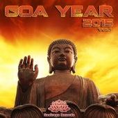 Goa Year 2015, Vol. 1 von Various Artists