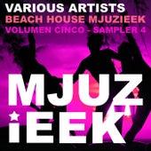 Beach House Mjuzieek, Vol. 5: Sampler 4 - Single von Various Artists