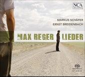 Reger, M.: Lieder by Markus Schafer