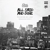 All Said and Done (feat. Dej Loaf) - Single by Chevy Woods