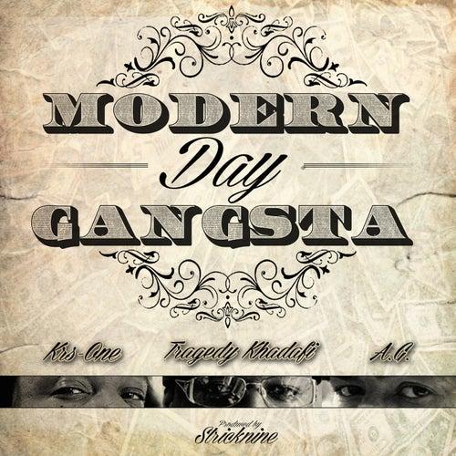 Modern Day Gangsta by Tragedy Khadafi