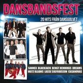Dansbandsfest - 20 hits från dansgolvet by Various Artists