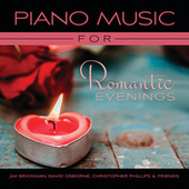 Piano Music For Romantic Evenings de Various Artists