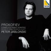 Prokofiev Complete Piano Sonatas, Excerpts from Romeo & Juliet by Peter Jablonski
