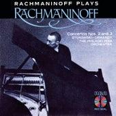 Rachmaninoff Plays Rachmaninoff: Concertos Nos. 2 and 3 by Sergei Rachmaninov
