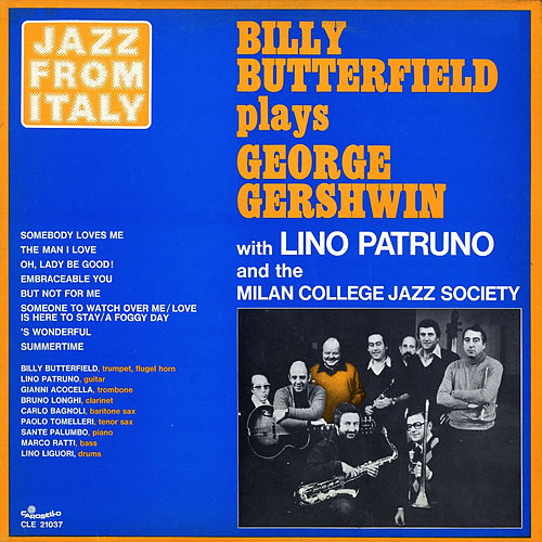 Jazz from Italy - Billy Butterfield with Lino Patruno by Billy Butterfield