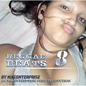 Reggae Beats 8 by Nakenterprise