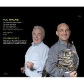 Mozart:The horn concertos K. 371/412/417/447/494a/495 - Horn Quintet K. 407 by Various Artists