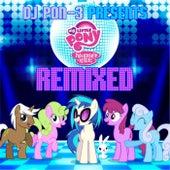 DJ Pon-3 Presents: My Little Pony Friendship Is Magic Remixed de Daniel Ingram