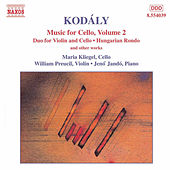 Music for Cello Vol. 2 von Zoltan Kodaly