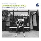 Unfinished Business Volume 2 Mixtape by Luke Solomon