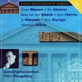 Concertgebouw Series: Grace Moore, Betty van den Bosch, Ria Ginster, Ruth Horna, Jo Vincent by Various Artists