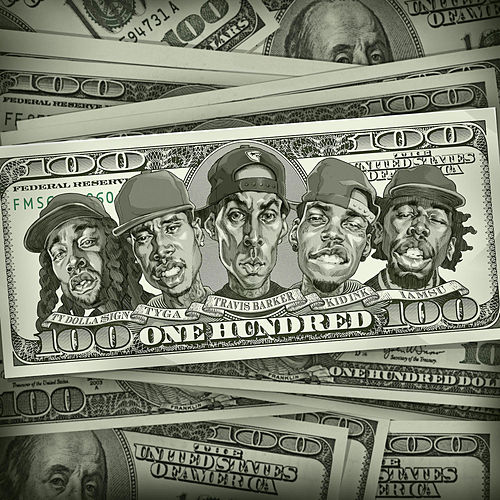 100 (feat. Kid Ink, Ty Dolla $Ign, Iamsu!, & Tyga) von Travis Barker