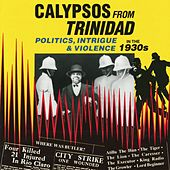 Calypsos From Trinidad: Politics... de Various Artists