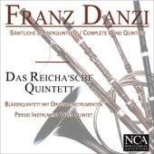 Danzi, F.: Wind Quintets (Complete) (Reicha'sche Quintet) by Reicha'sche Quintet