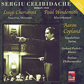 Sergiu Celibidache: Berlin 1949 von Various Artists