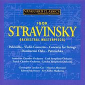 Stravinsky: Orchestral Masterpieces by Various Artists